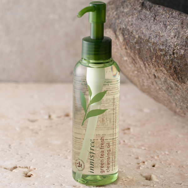 Dầu tẩy trang Innisfree Green Tea Fresh Cleansing Oil 150ml