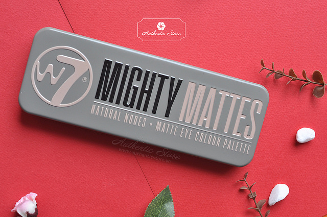 W7 MIGHTY MATTES NUDES