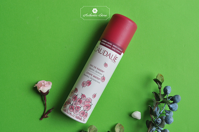Xịt khoáng Caudalie Eau de Raisin grape water