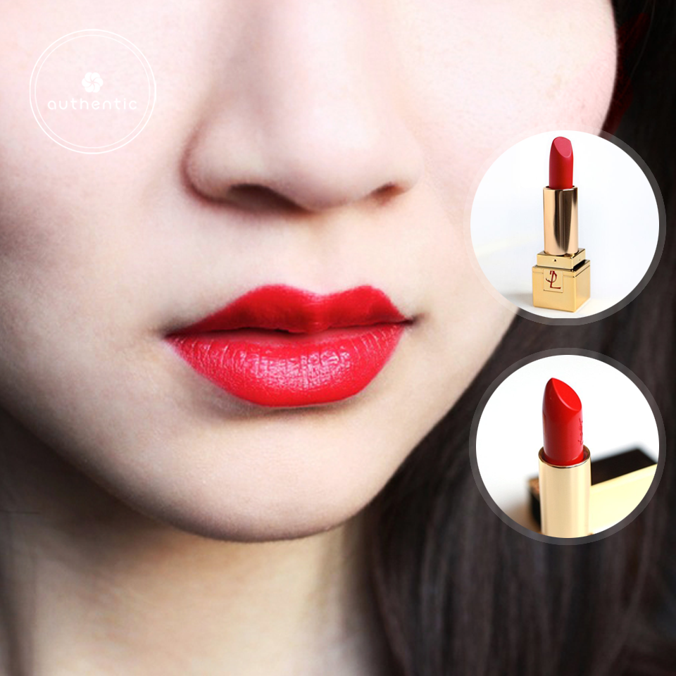 Son YSL Rouge Pur Couture 1