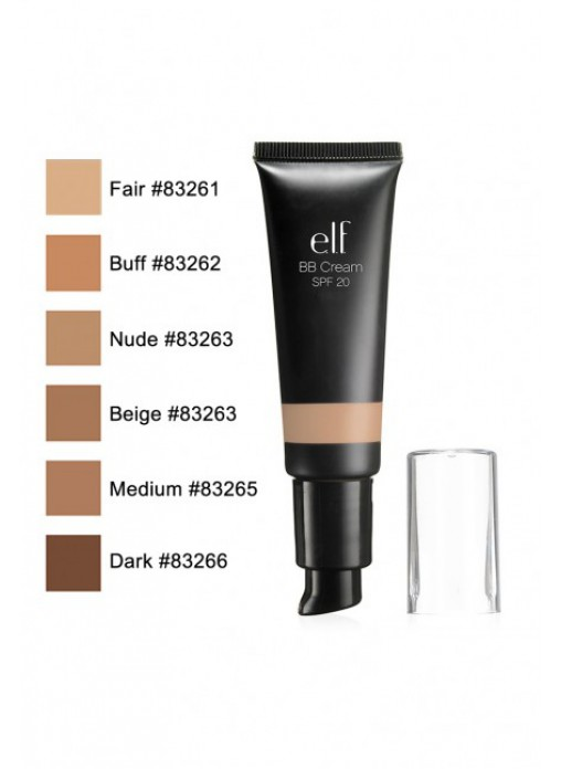 BB Cream ELF Broad Spectrum SPF20