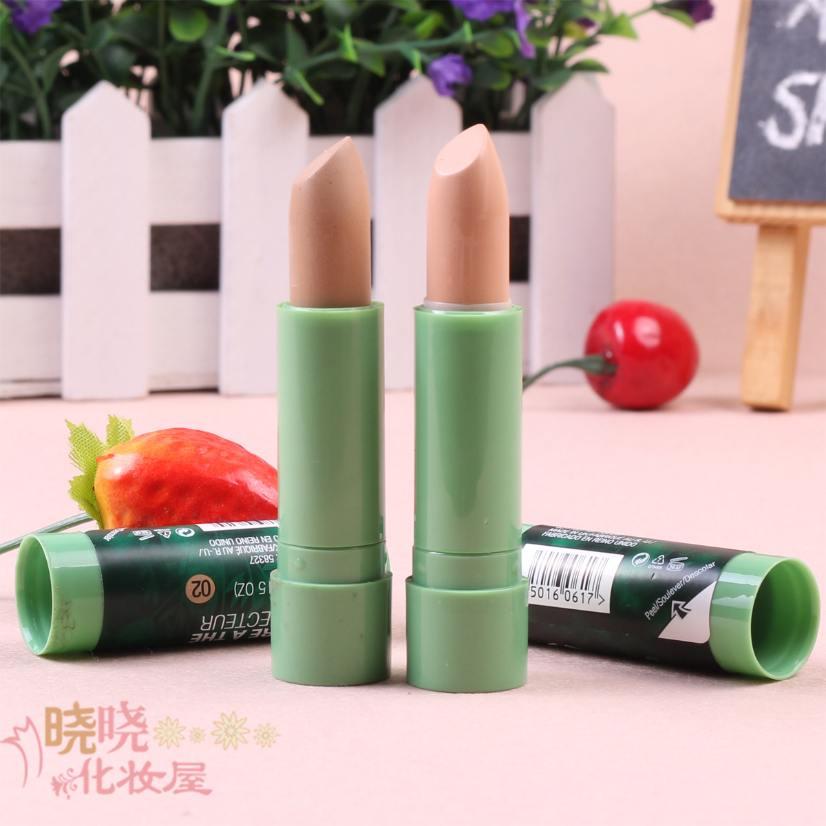 Che khuyết điểm The Body Shop Tea Tree Concealer
