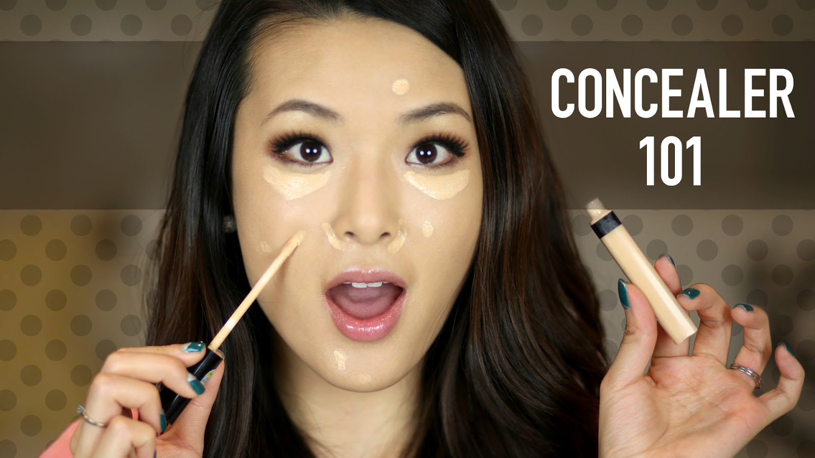 Kem che khuyết điểm Maybelline Fit Me! Concealer Camouflant