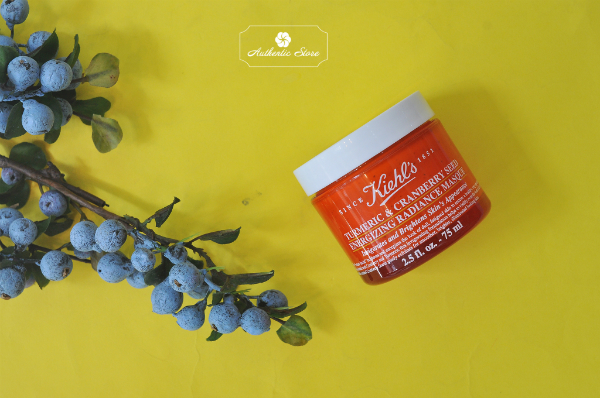 review mặt nạ nghệ kiehl's