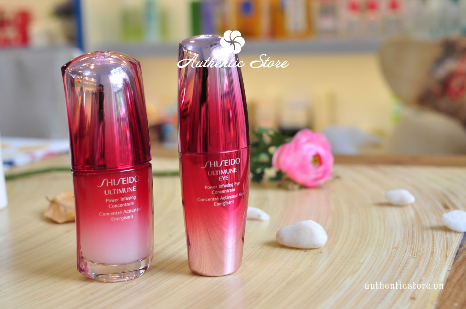 Serum dưỡng mắt Shiseido Ultimune Eye Power Infusing Concentrate